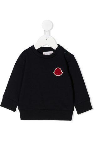 Moncler Logo-patch sweatshirt