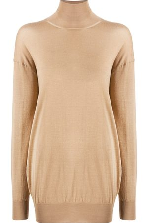 Tom Ford Knitted roll neck jumper