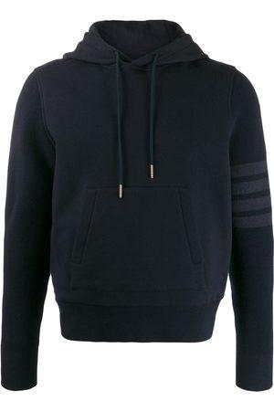 Thom Browne 4-bar hoodie