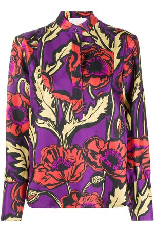 La DoubleJ Big Blooms shirt
