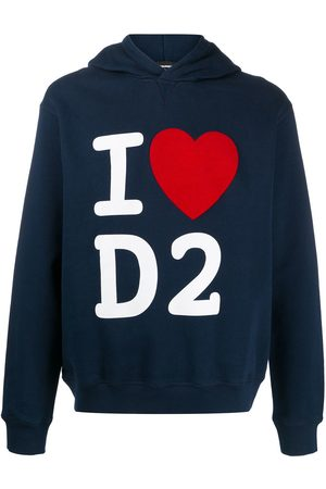 Dsquared2 I Love D2 hoodie