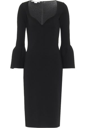 Stella McCartney Bell-sleeve knit dress