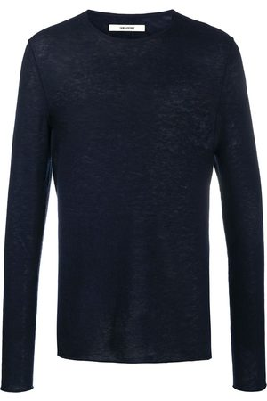 Zadig & Voltaire Men Jumpers - Teiss fine-knit sweater