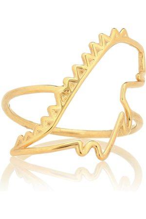 Aliita Dino Puro 9kt yellow ring