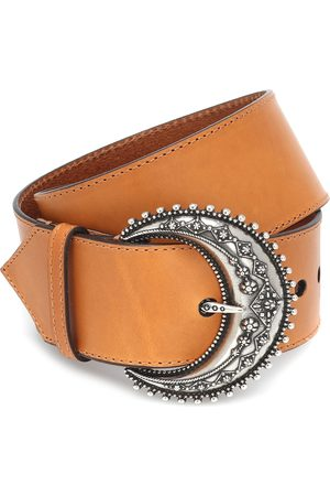 Etro Women Belts - Leather belt