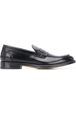 adidas Men Loafers - Leather slip-on loafers