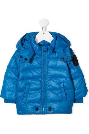 Diesel Padded hooded jacket