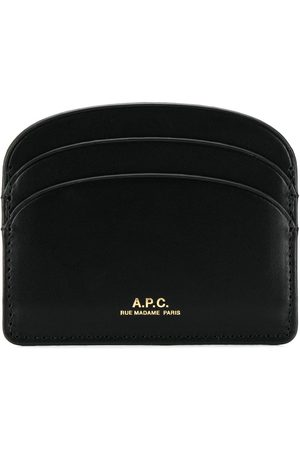 A.P.C. Logo cardholder