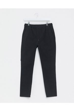 ASOS Men Chinos - Skinny chinos with elastic waist in