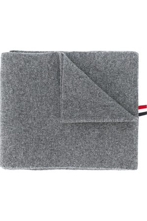 Thom Browne 4-bar stripe scarf