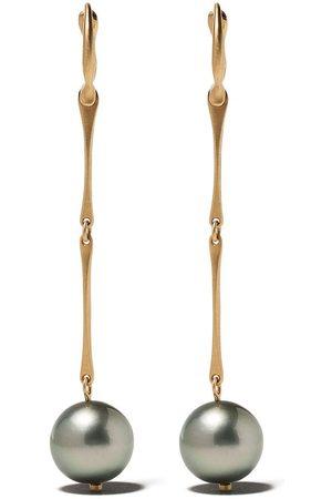 Hum Women Earrings - Drop pearl earrings