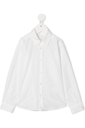 VERSACE Boys Tops - Poplin shirt
