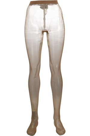 Wolford Twenties mesh tights