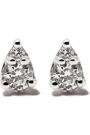 Dana Rebecca Designs Women Earrings - 14kt diamond teardrop stud earrings