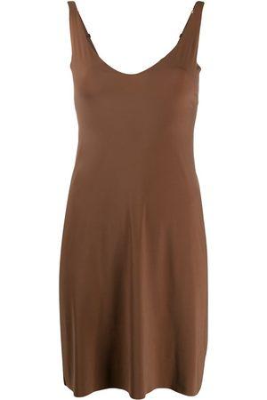 Wolford U-neck slip dress