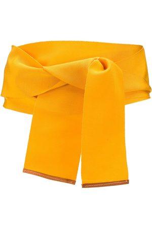 Gianfranco Ferré 1990s ribbon tie belt