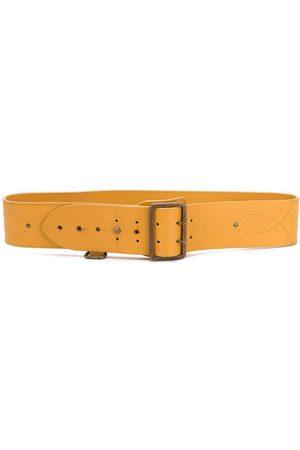 Gianfranco Ferré Women Belts - 2000s double-tongue belt