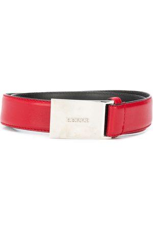 Gianfranco Ferré Women Belts - 1990s logo buckle belt