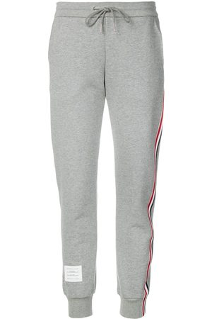 Thom Browne Classic Loopback Stripe Sweatpants