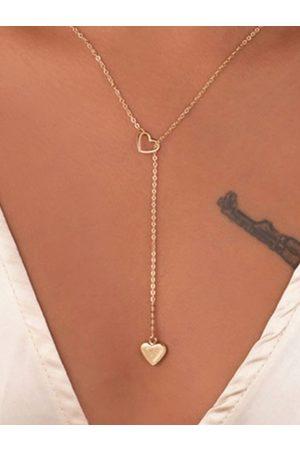 YOINS Heart Love Shaped Adjustable Necklaces