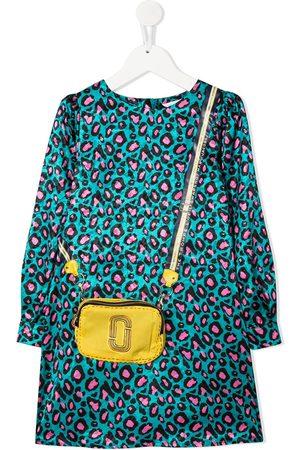 Marc Jacobs Crossbody bag-print dress
