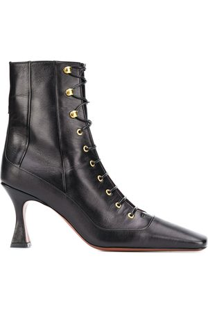 MANU Lace-up ankle boots