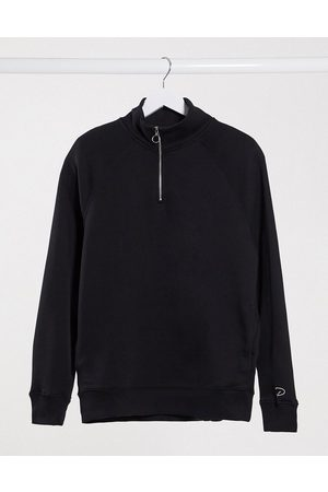 River Island Prolific half zip sweat