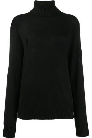 Jil Sander Knitted roll neck jumper
