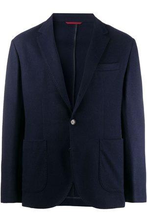 Brunello Cucinelli Long sleeve cashmere blazer