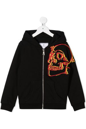 Philipp Plein Long-sleeve hoodie