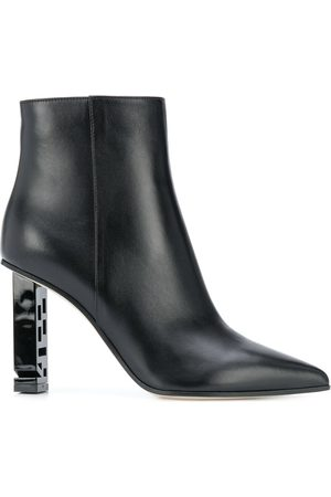 Sergio Rossi 90mm ankle boots