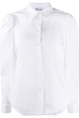 RED Valentino Long sleeve button-up shirt