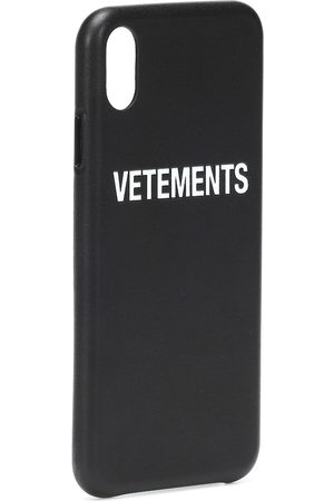 Vetements Logo iPhone XS Max case