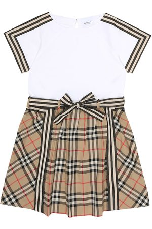 Burberry Vintage Check cotton dress