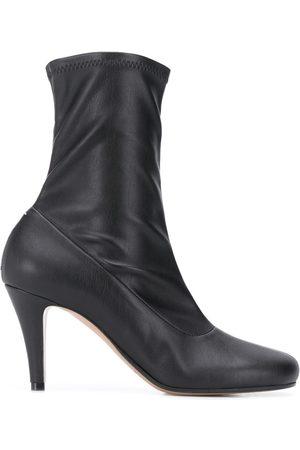 Maison Margiela Leather sock boots