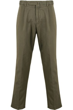 DELL'OGLIO Slim-fit trousers