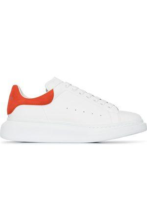 Alexander McQueen And orange Oversized sneakers