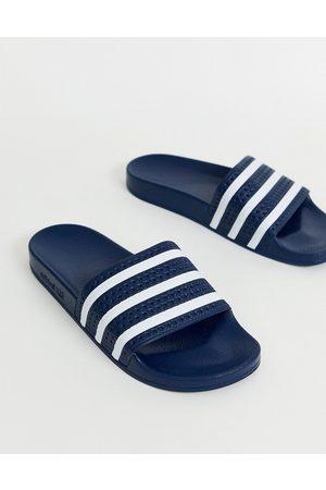 adidas Adilette slides in