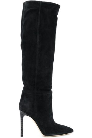PARIS TEXAS Women Knee High Boots - Pointed toe knee-high boots