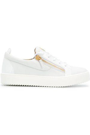 Giuseppe Zanotti Zip detail low-top sneakers