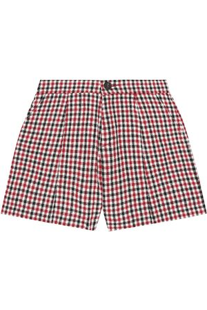 Chloé Checked shorts