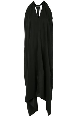ISAAC SELLAM EXPERIENCE Indecente draped asymmetric dress