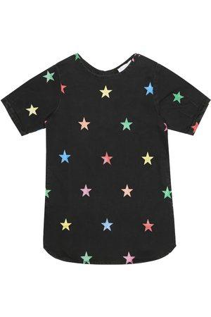 Stella McCartney Glitter Stars denim dress