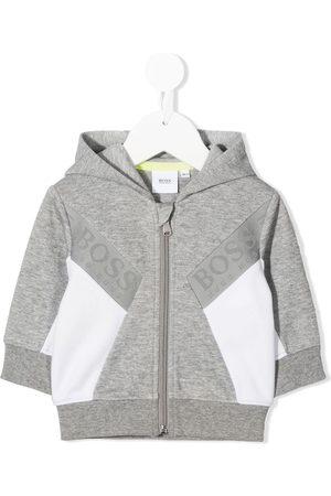 HUGO BOSS Colour block hoodie