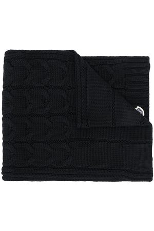 Moncler Ribbed knit scarf