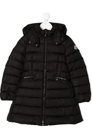 Moncler Girls Coats - Quilted down coat