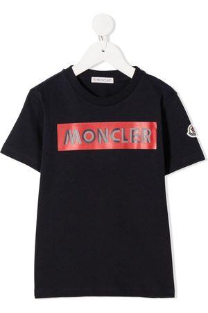 Moncler Logo print crewneck T-shirt