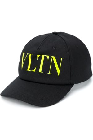 VALENTINO VLTN-print baseball cap