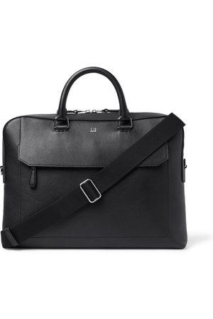 Dunhill Belgrave Full-Grain Leather Briefcase