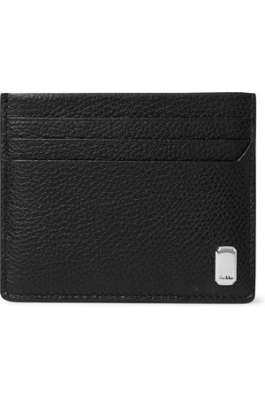 Dunhill Men Wallets - Belgrave Full-Grain Leather Cardholder